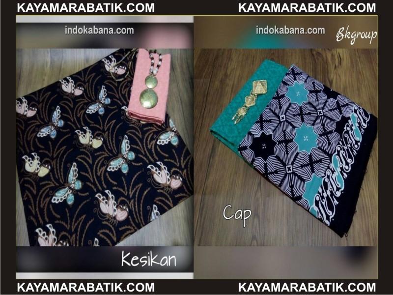 0029 Kain Batik Sutra bagus