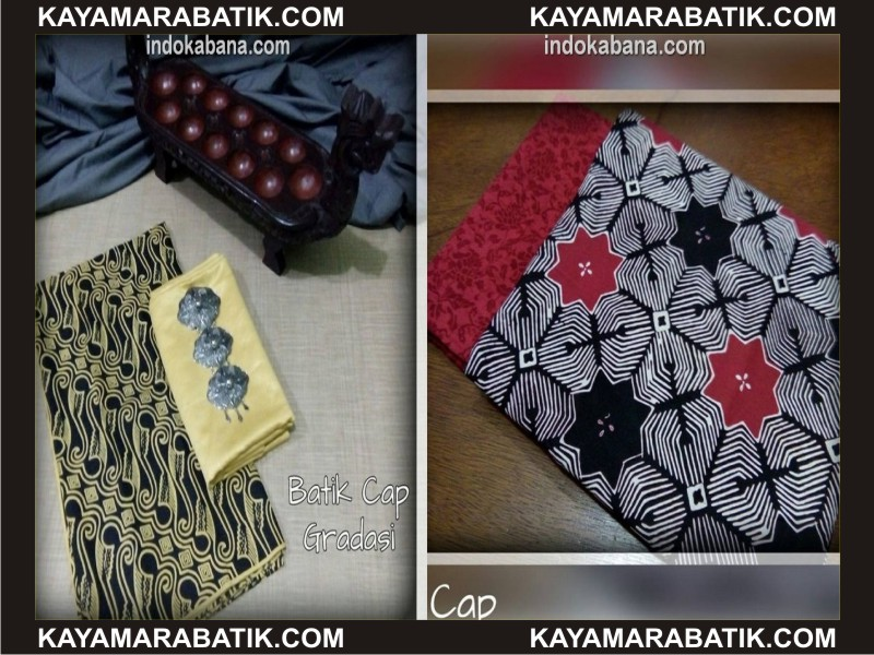 0029 Kain Batik Sutra solo