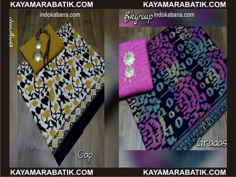 0029 Kain Batik Sutra