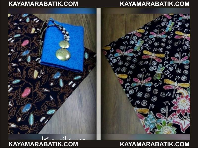 0030 Kain batik seragam murah meriah