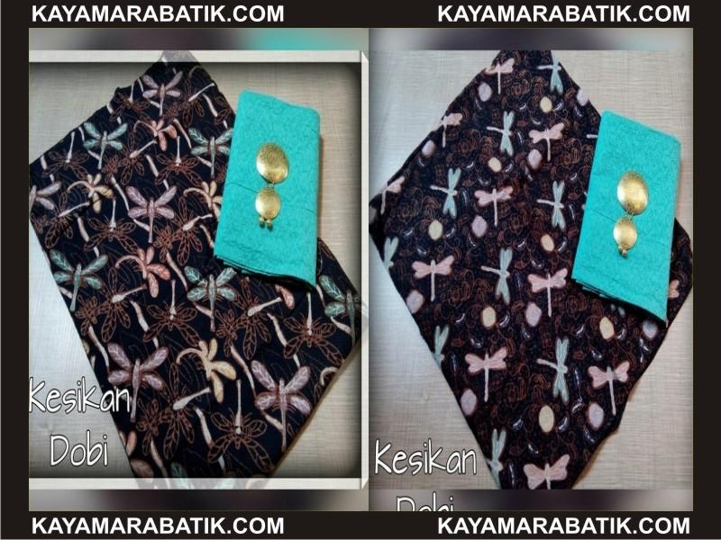 0030 Kain batik seragam