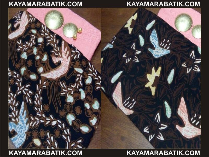 0031 Batik klasik kantor