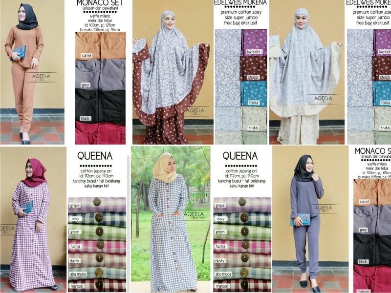 0010 Seragam batik kompak