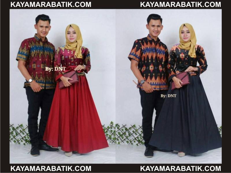 0015 batik seragam cantik MURAH