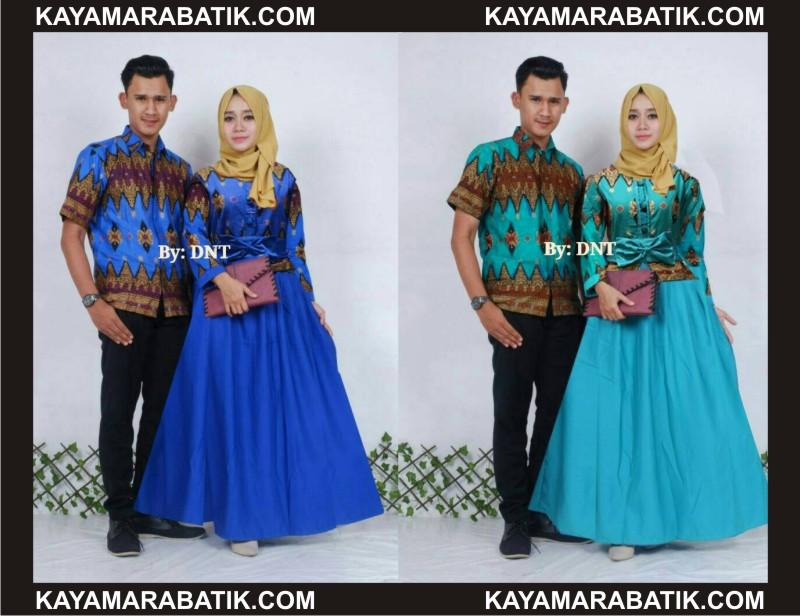 0015 batik seragam cantik