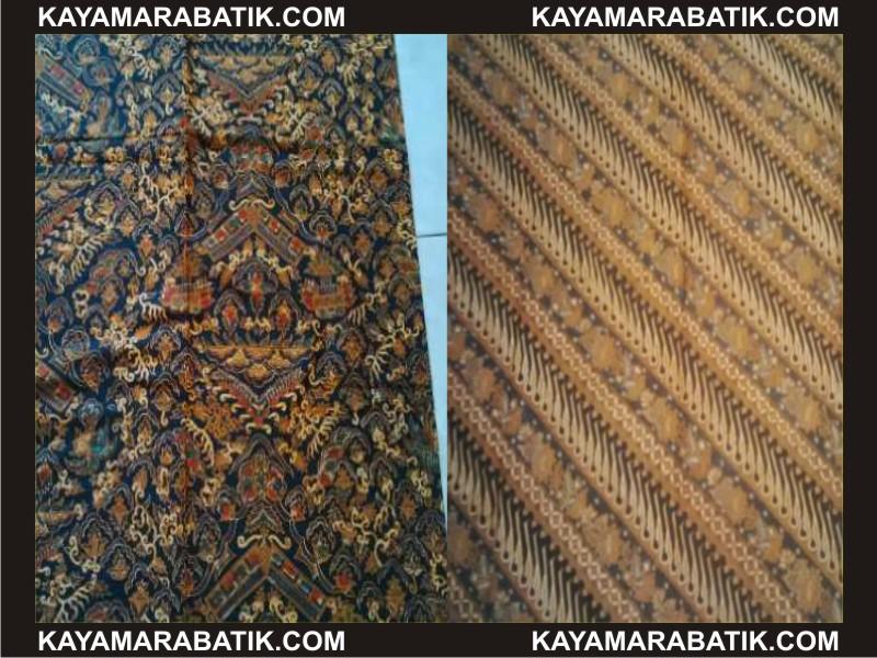 0017 Seragam batik cowok bahan