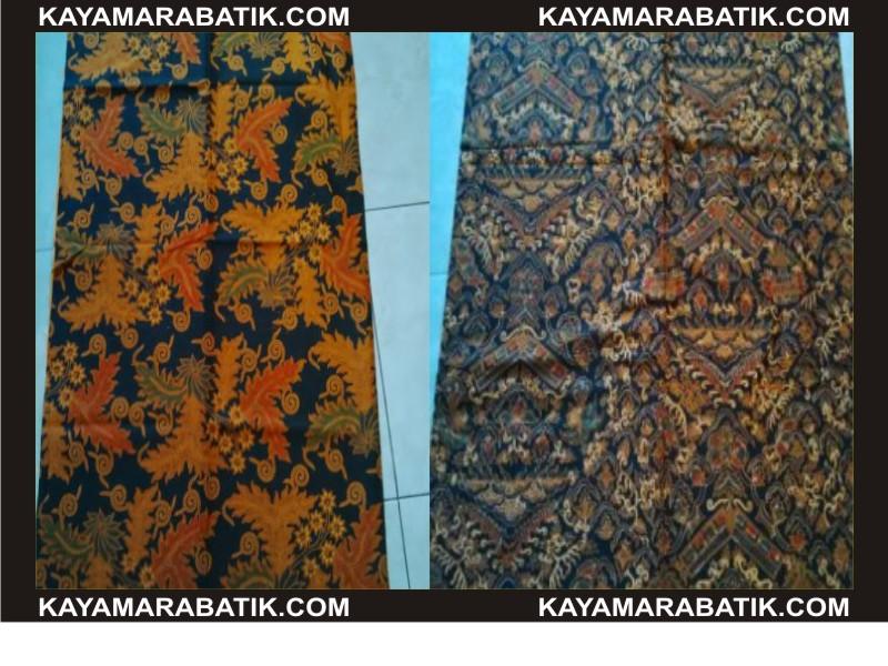 0018 Seragam batik jogja cantik