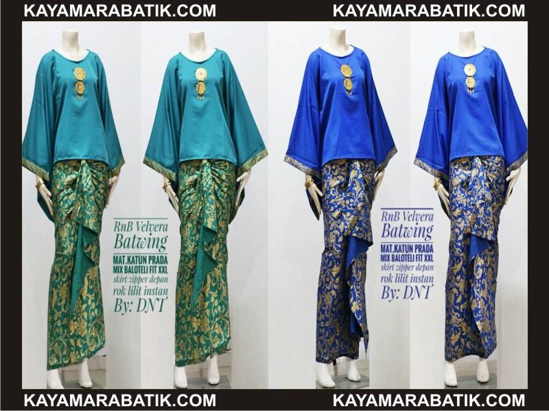 0018 Seragam batik jogja