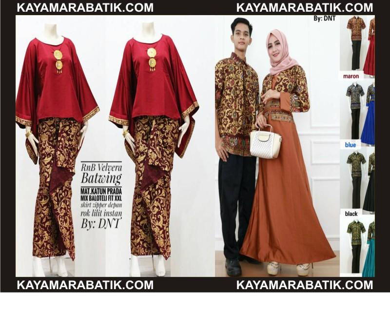 0019 batik seragam dinas jogja