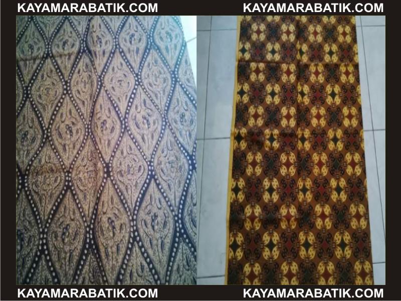 0019 batik seragam dinas kain