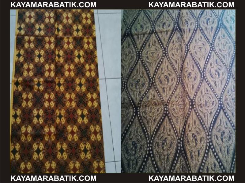 0019 batik seragam dinas kantor