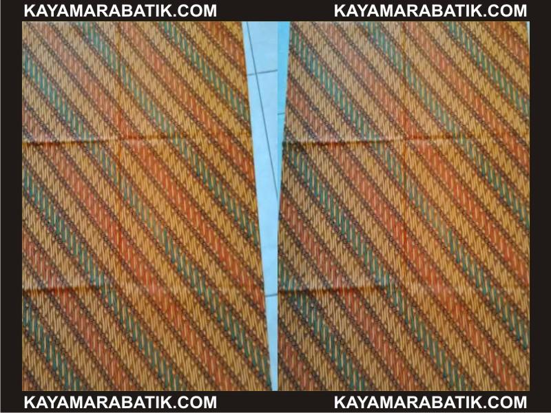 0020 Seragam batik gamis cantik