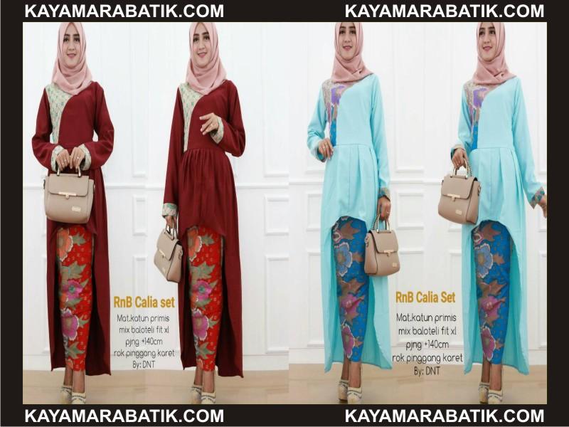 0021 batik seragam grosir bagus