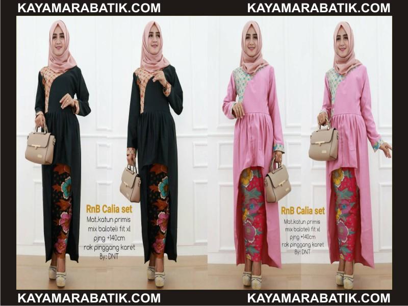 0021 batik seragam grosir