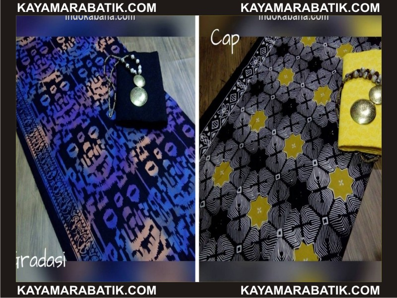 0022 Seragam batik guru sma