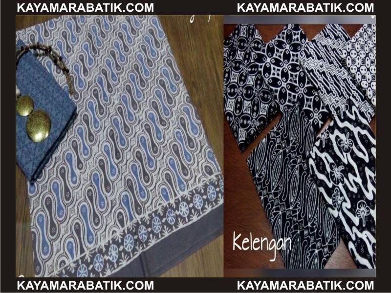 0023 batik seragam hajatan kain