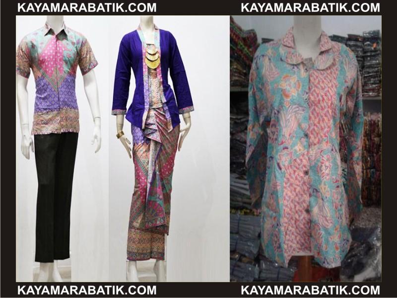 0026 batik seragam ibu dan anak