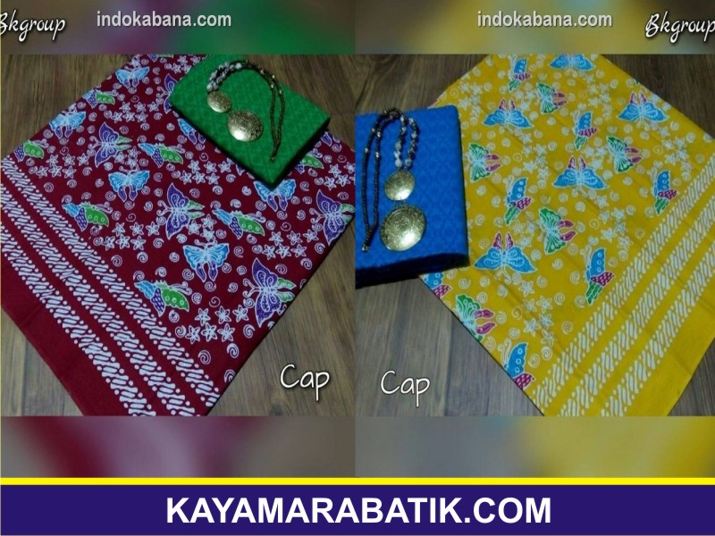 004 batik seragam ibu dan anak kain