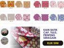 Inspirasi Pembuatan Batik Seragam BRI