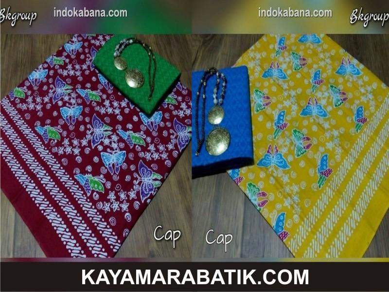 batik seragam jakarta kain