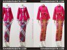 Batik Seragam Keluarga Muslim