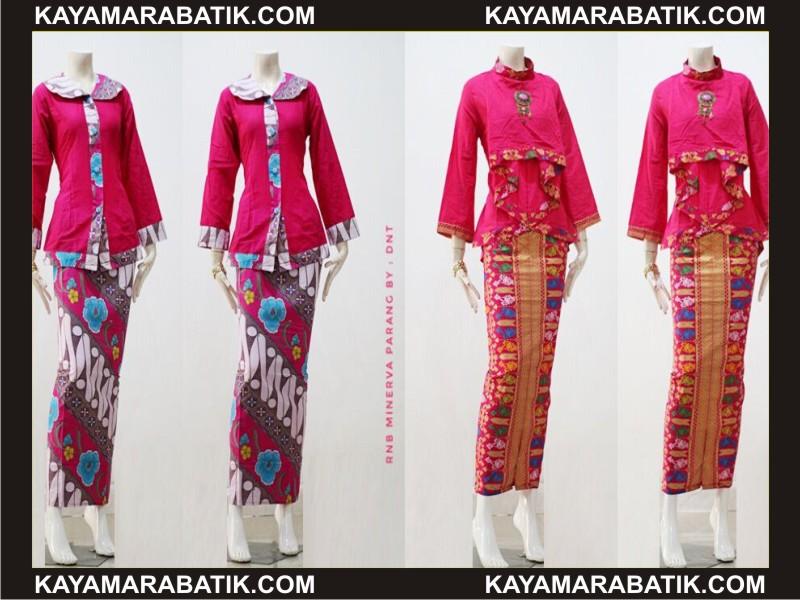 0035 model seragam batik guru