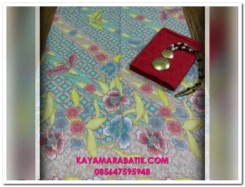 0041 2KainSeragamBatikdesain baju seragam keluarga