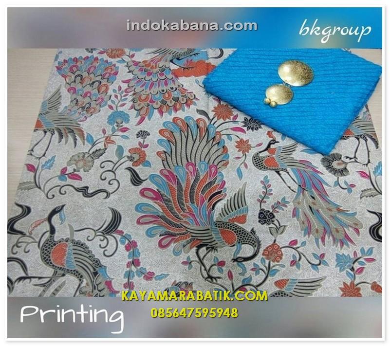 0205 batik seragam pasangan