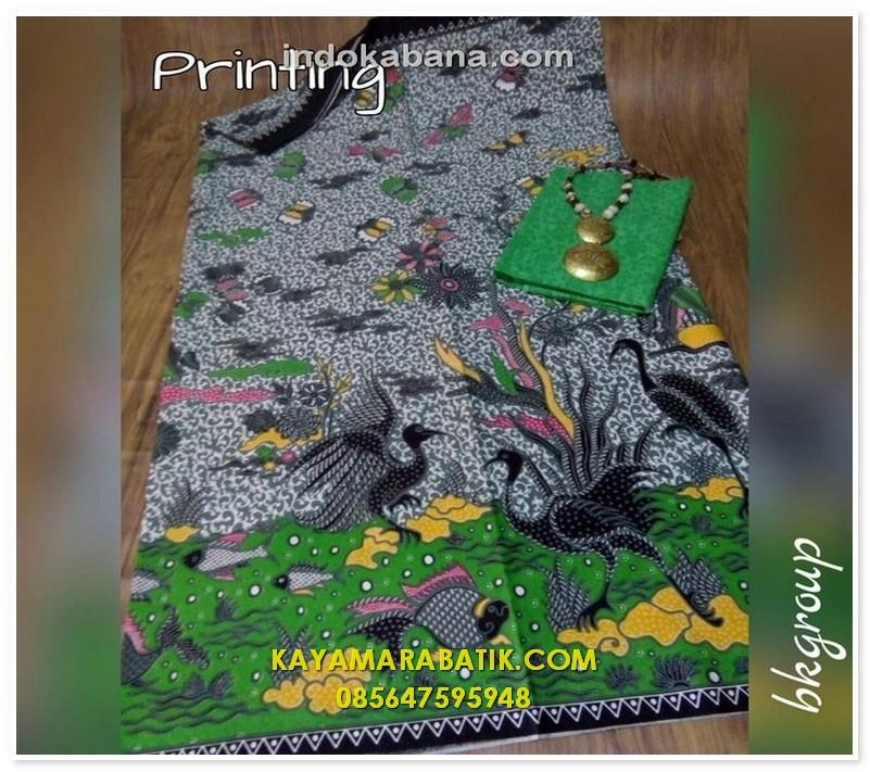 0206 batik seragam pasangan