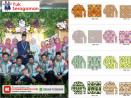Pembuatan Batik Seragam Nyinom Motif Sesuai Permintaan