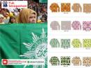 Inspirasi Batik Seragam Muhammadiyah