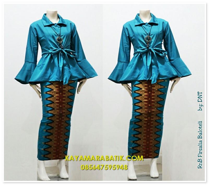 1698 seragam batik pkk nasional