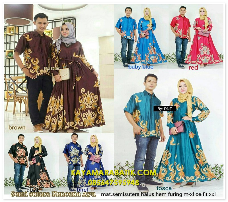 1821 seragam batik bank bca