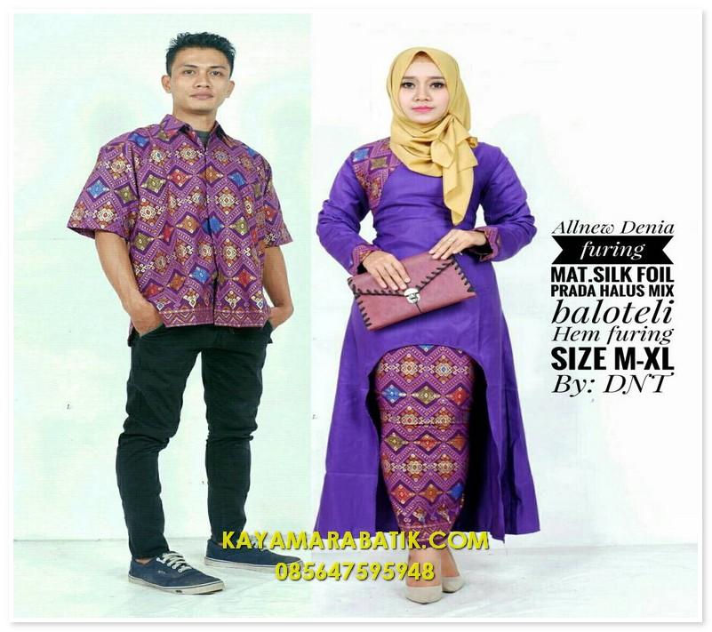 1858 seragam batik buat keluarga
