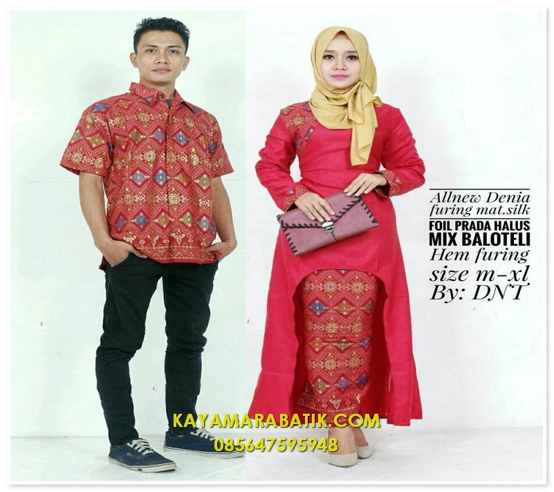 1860 seragam batik buat keluarga