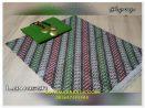 Seragam batik hijau
