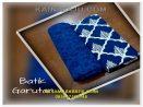 Seragam batik logo perusahaan