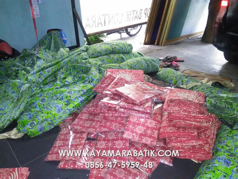 003 kain batik sekolah