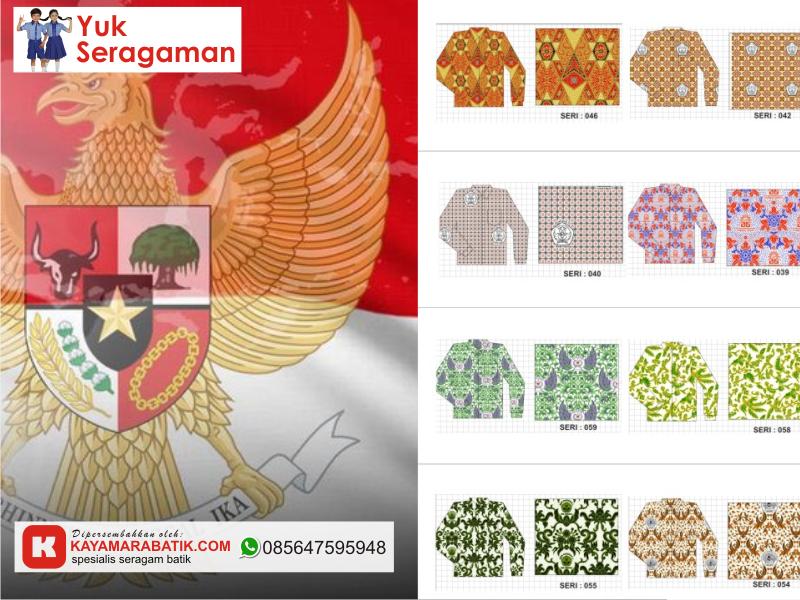 batik nasional