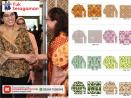 Seragam batik Dharma Wanita