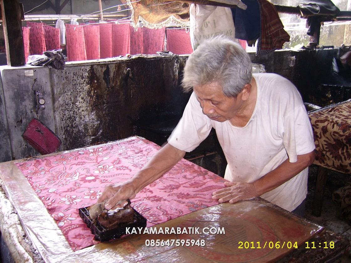 News Kayamara Batik 107 ngecap