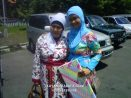 Jagong Bangga dengan Batik Kayamara Warna Pelangi
