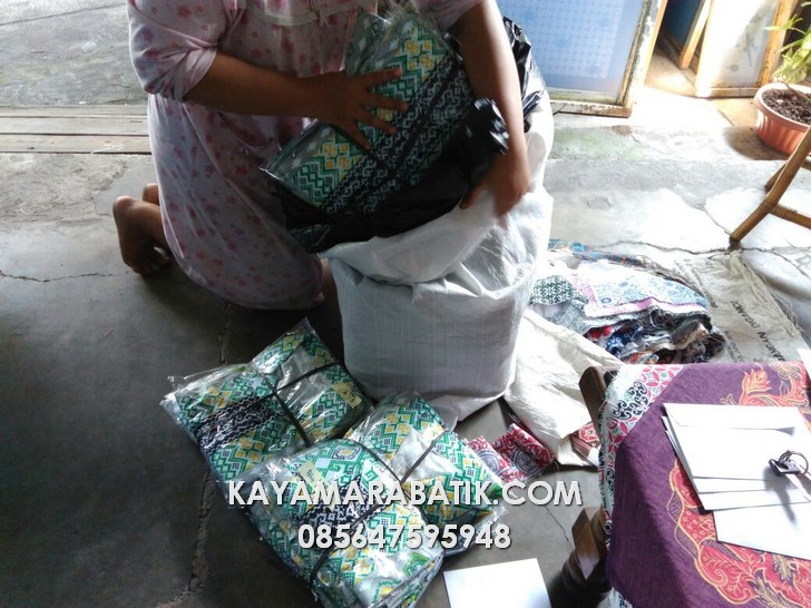 News Kayamara Batik 26 Packingseragam