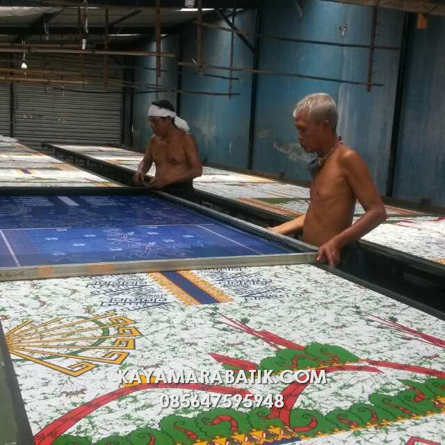 News Kayamara Batik 31 Ngecap