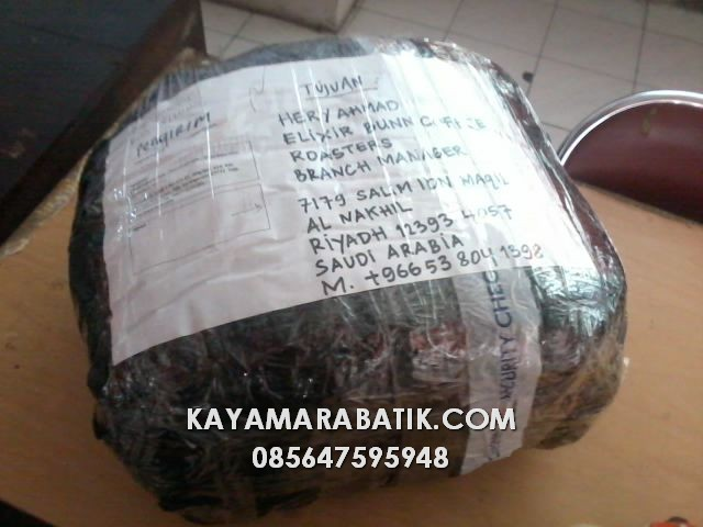 News Kayamara Batik 38 Packing