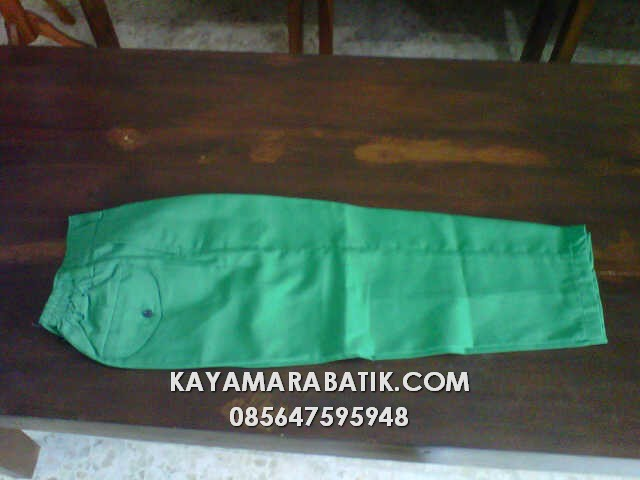 News Kayamara Batik 48 Seragam
