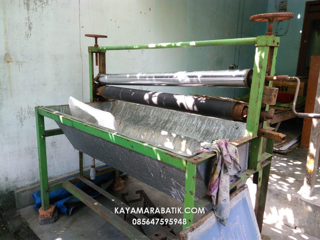 News Kayamara Batik 59 Pengering