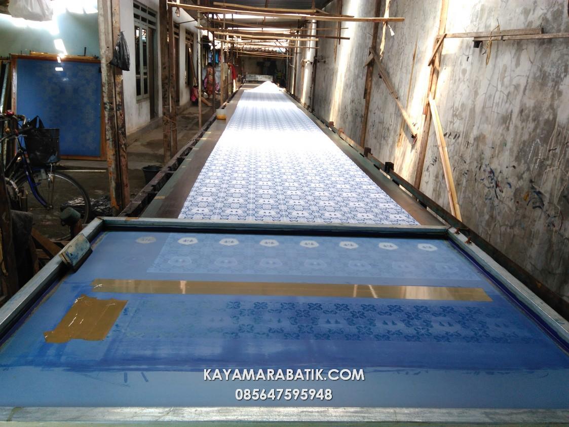 News Kayamara Batik 62 produksi