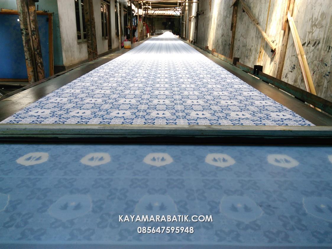 News Kayamara Batik 63 produksi