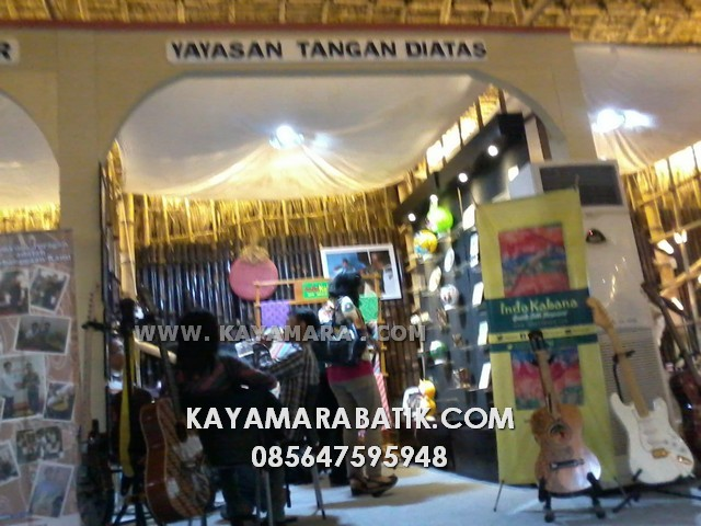News Kayamara Batik 72 pameran